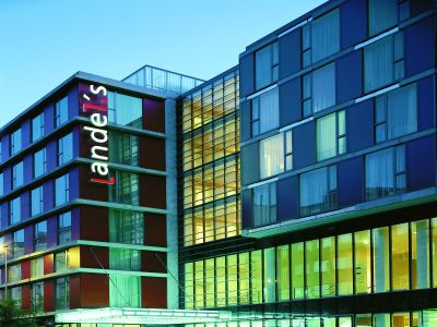 Andel´s hotel & suites Prague - design