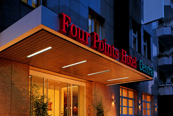 Four Points by Sheraton Central Düsseldorf