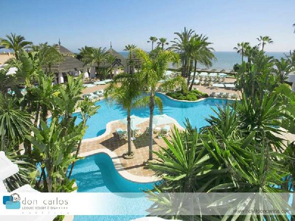 Don Carlos Beach & Golf Resort Hotel